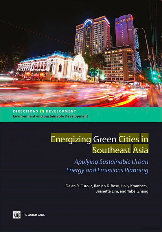 energizing green city