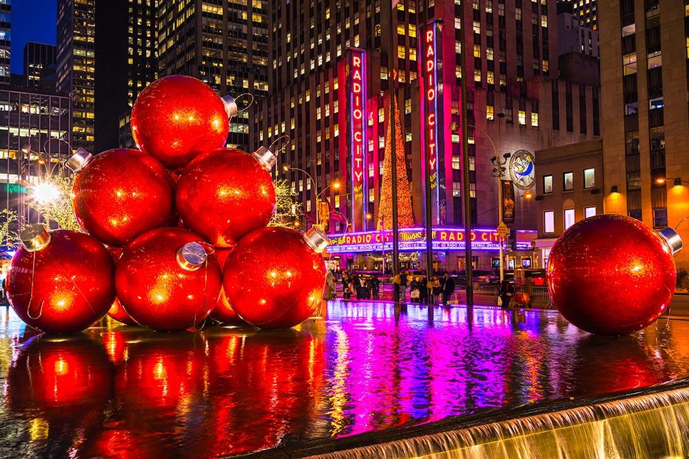 Radio City Music Hall, New York City, USA