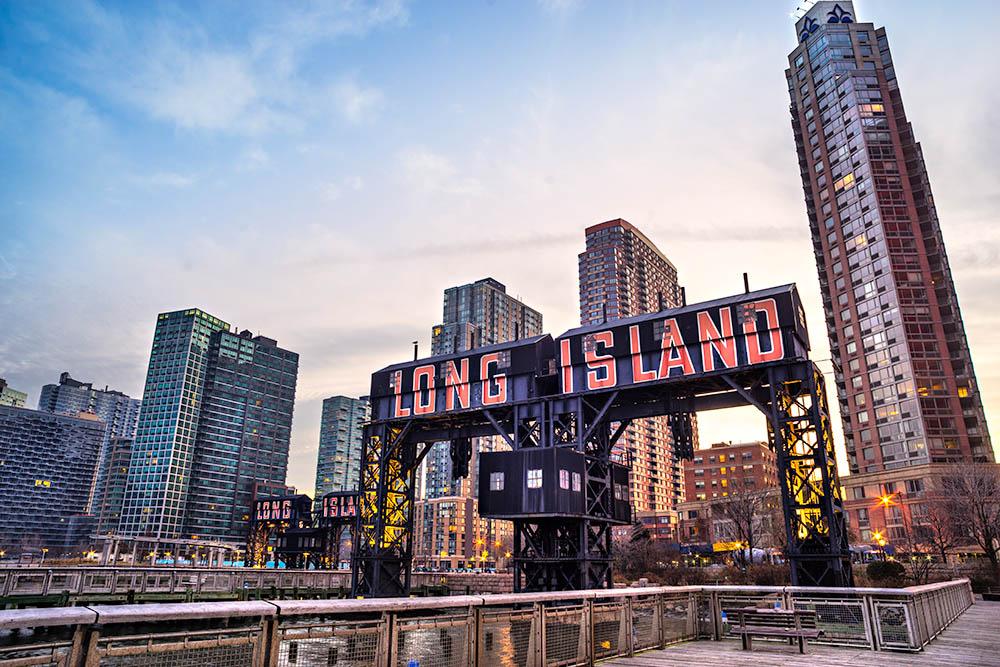 Long Island, New York City. USA.
