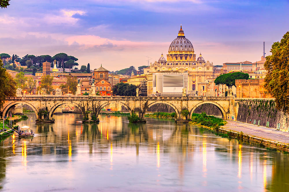 St Peter Cathedral, Rome, Italy
