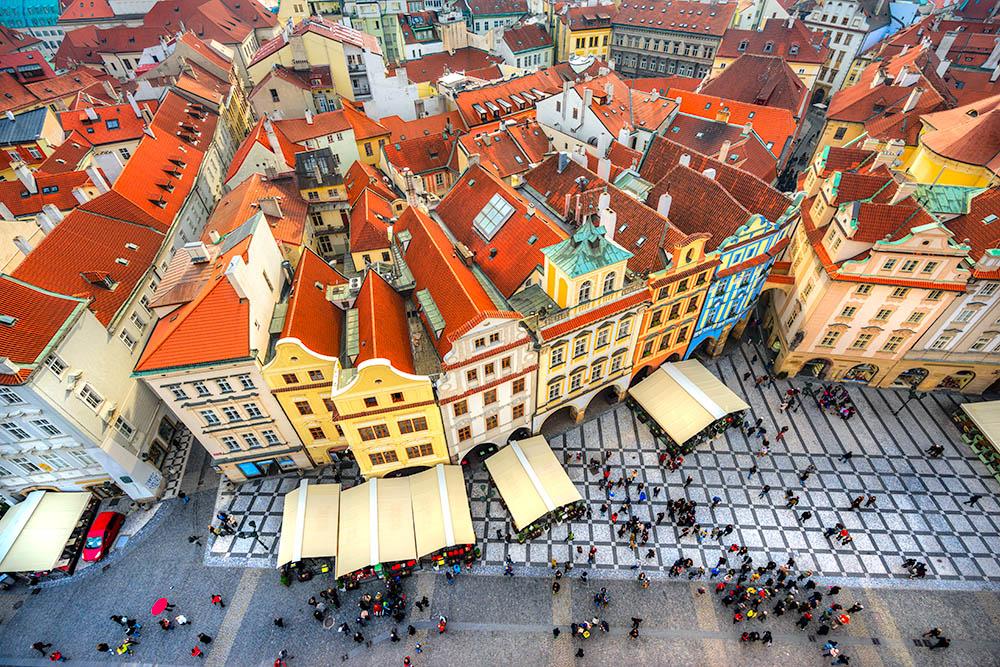 Prague, Old Town Square