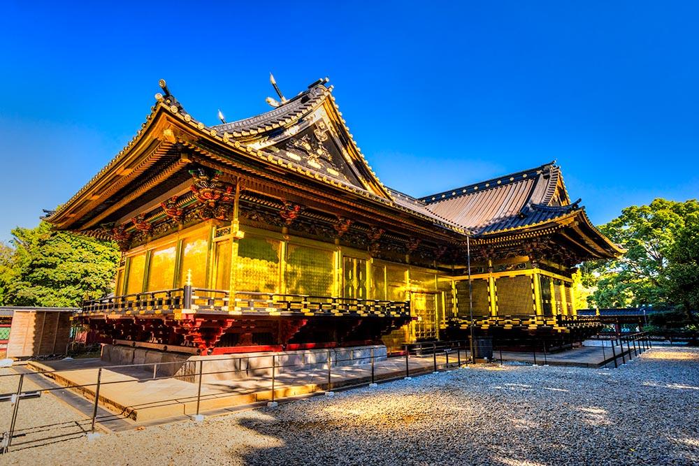 Tosho-Gu shrine, Tokyo, Japan.
