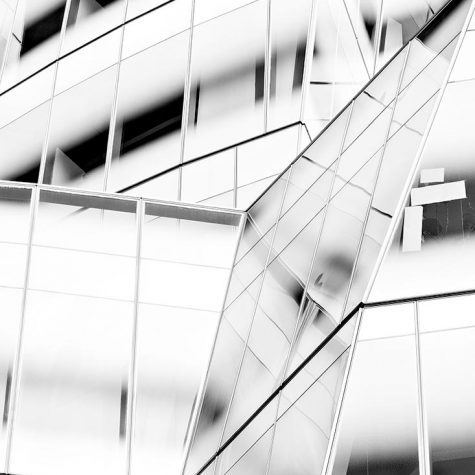 IAC BUILDING - NEW YORK CITY - THE WALL