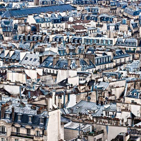 PARIS ROOF - FRANCE