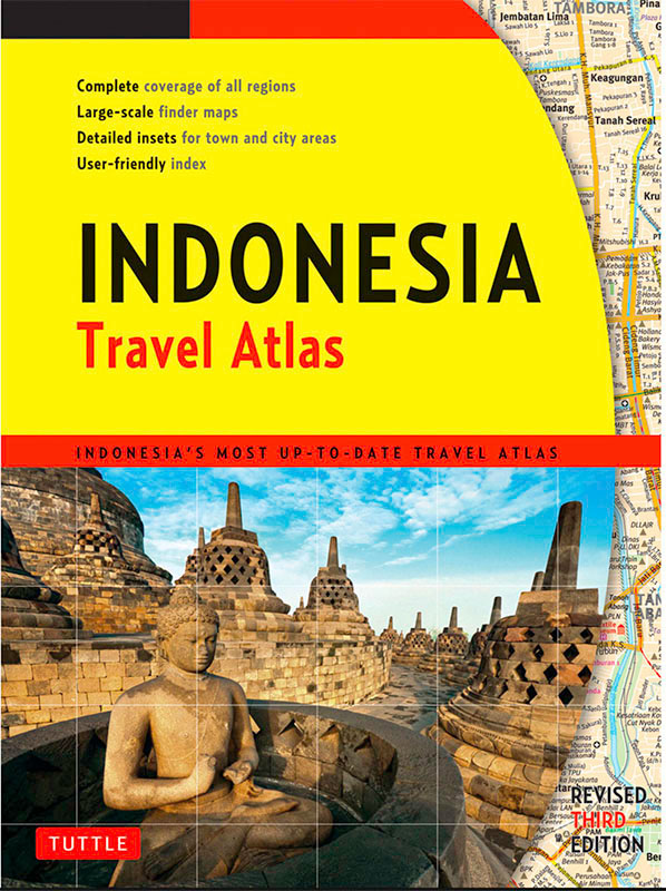 indonesia atlas