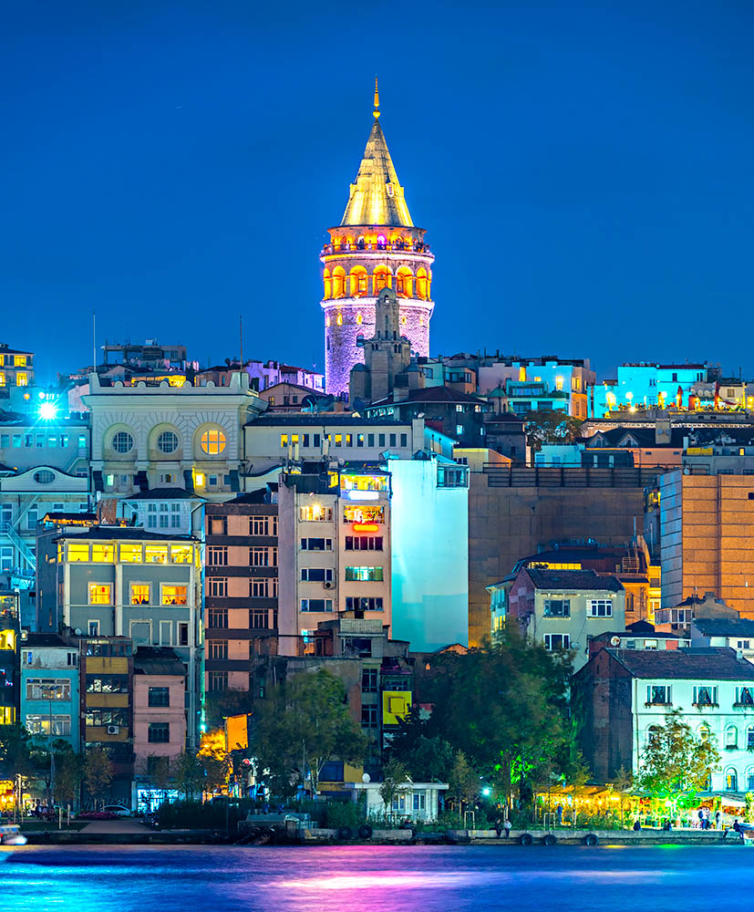 Istanbul – Galata district, Turkey
