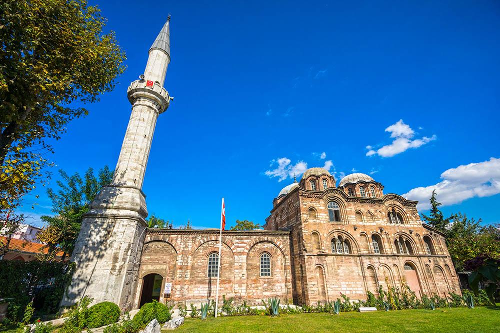 The Fethiye Museum, Istanbul, Turkey.