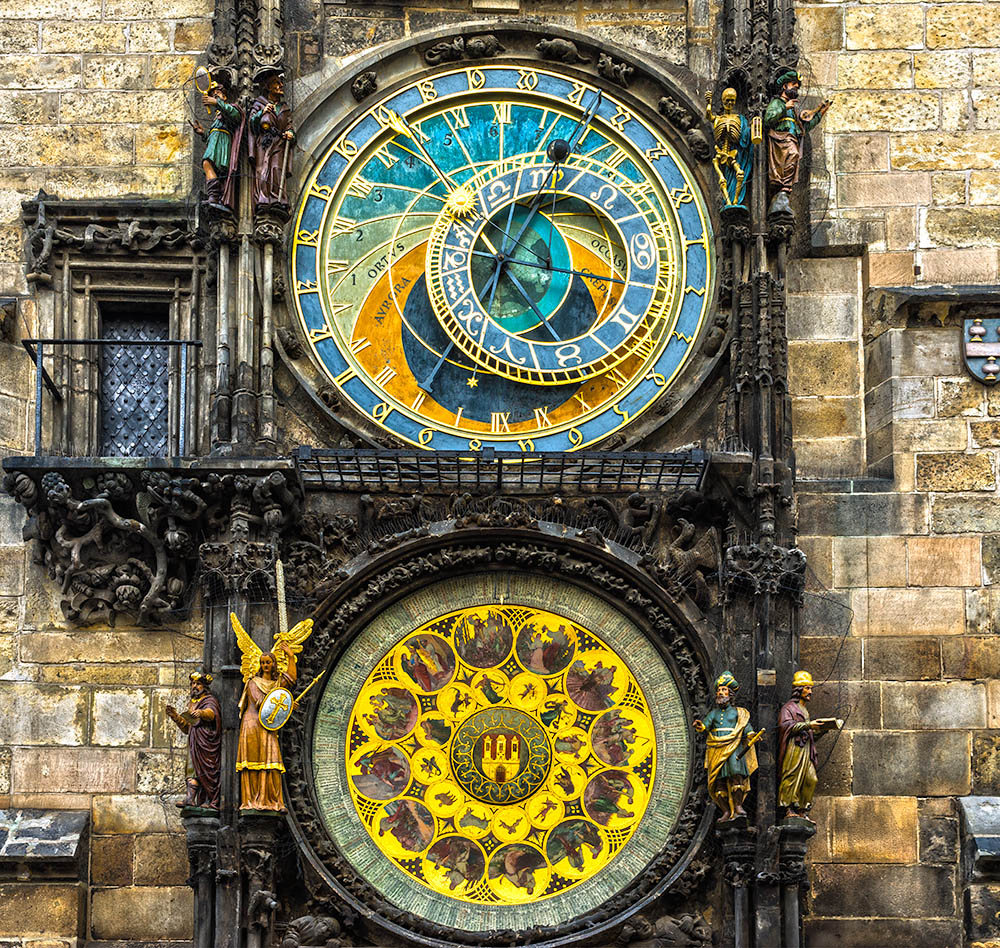 Prague, Prague Astronomical Clock